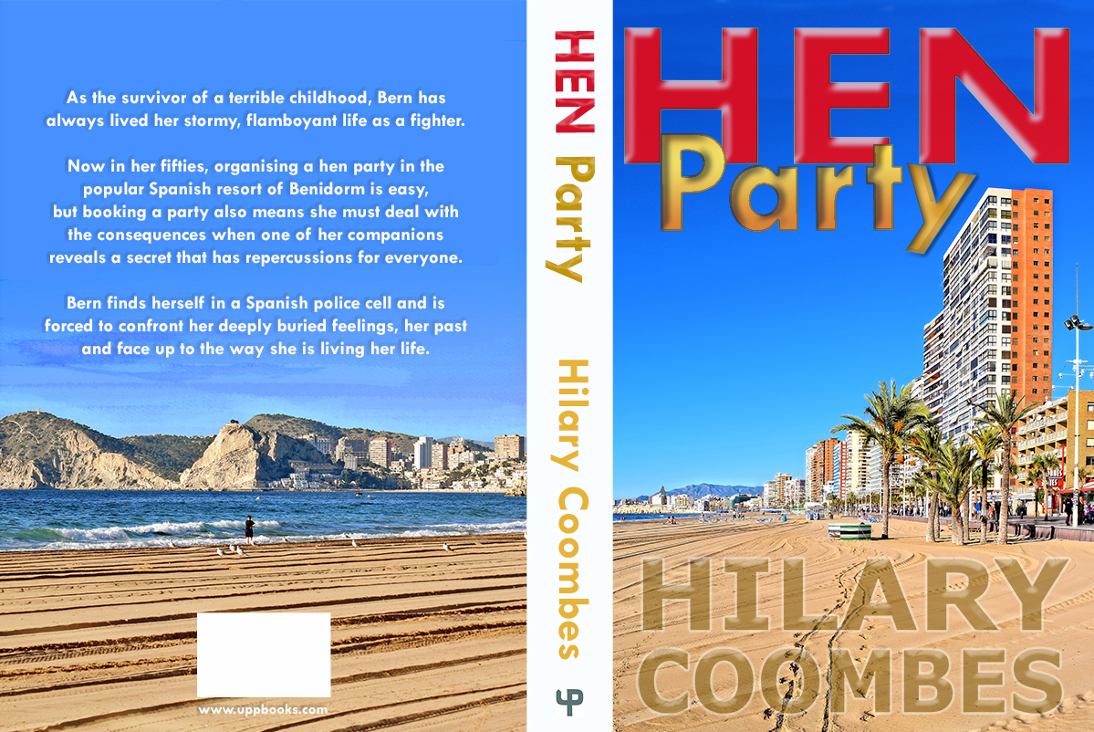 Hen Party by Hilary Coombes